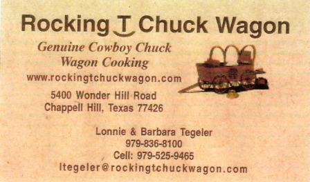Rocking T Chuckwagon
