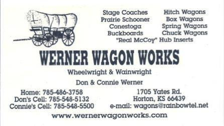 Werner Wagon Works